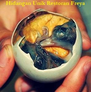 Hidangan Unik Restoran Freya