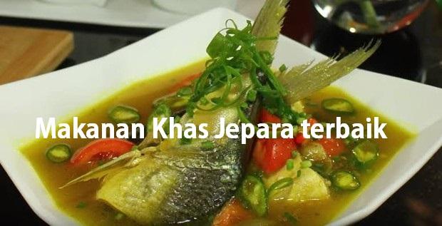 Makanan Khas Jepara terbaik