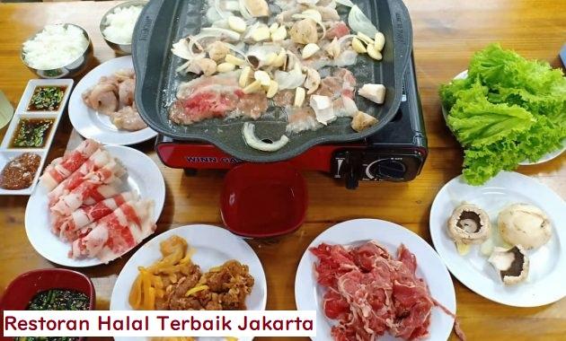 Restoran Halal Terbaik Jakarta