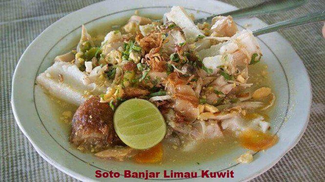 Soto Banjar Limau Kuwit